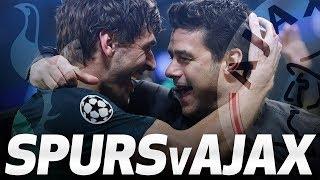 MATCH PROMO | SPURS V AJAX | UEFA Champions League semi-final first leg