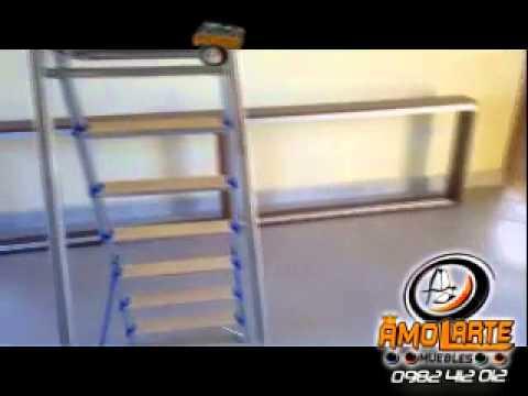 Mueble de cocina placard y valigera amolarte muebles - Muebles de cocina en paraguay ...