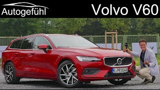 Volvo V60 FULL REVIEW all-new 2019 neu - Autogefühl