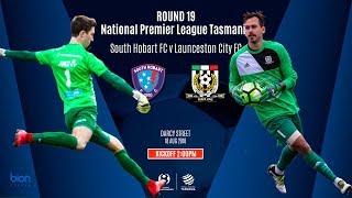 Round 19 NPL Tas , South Hobart FC v Launceston City FC