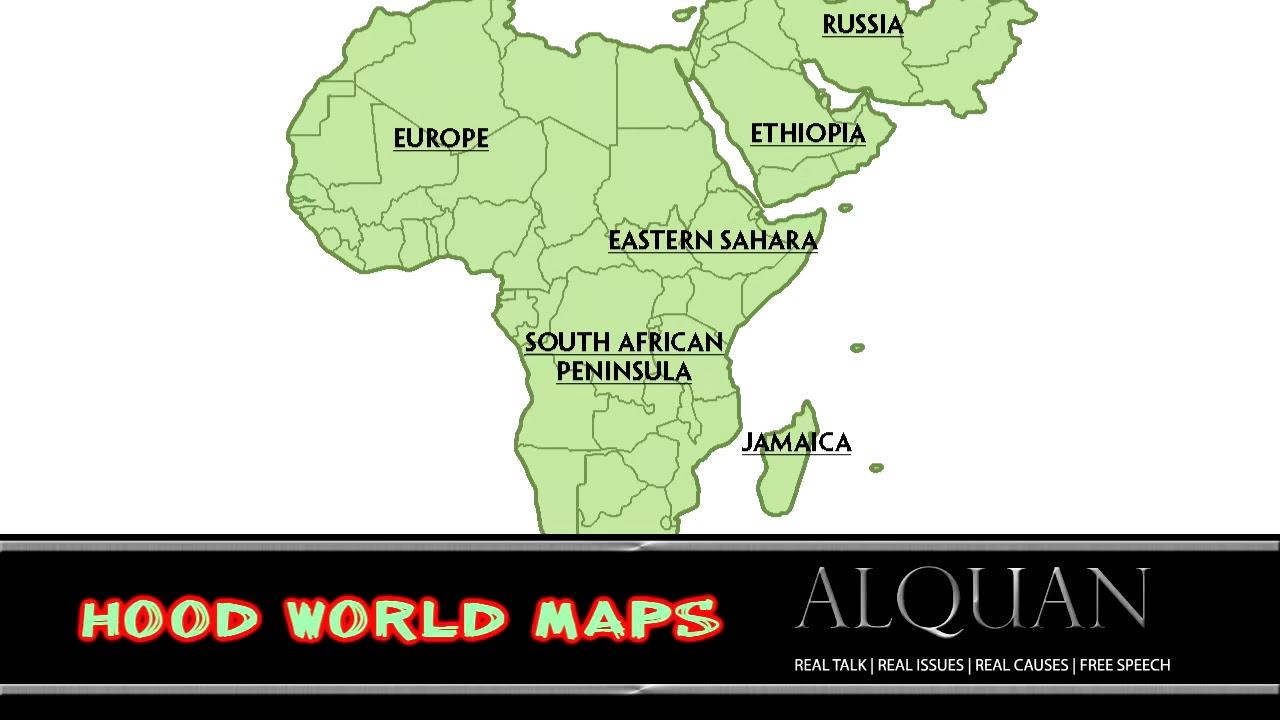 Hood World Maps I