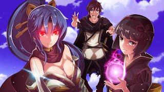 10 HAREM Anime Onde o Protagonista OVERPOWER é RECONHECIDO pela 10/10 por SEU PODER!