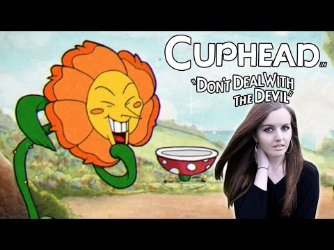 FLORAL FURY I HATE YOU | Cuphead Gameplay Walkthrough Part 2