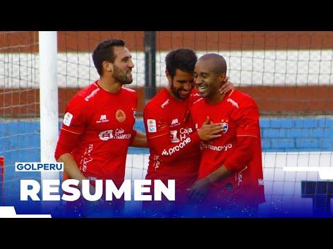 Cienciano FBC Melgar Goals And Highlights