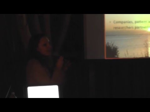 Science on Tap with Olena Morozova