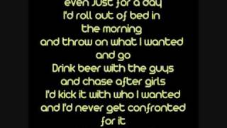 If I Were A Boy - Beyonce Ft. R.Kelly WITH LYRICS!
