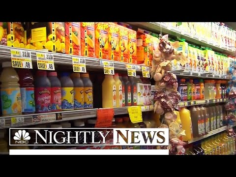 FDA Is Seeking to Redefine 'Healthy' and 'Natural' Foods | NBC Nightly News