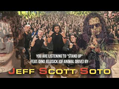 "Jeff Scott Soto - ""Stand Up"" feat. Dino Jelusick - Official Audio"