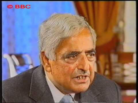 Hardtalk India Mufti Mohammad Sayeed 7 11 2003