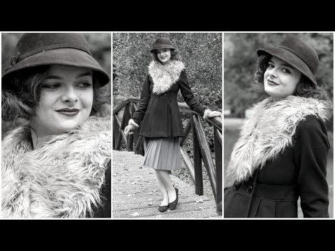 20's Inspired Head To Toe Look | Style Revival: 1920's