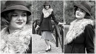 Video 20's Inspired Head To Toe Look | Style Revival: 1920's download MP3, 3GP, MP4, WEBM, AVI, FLV Oktober 2017