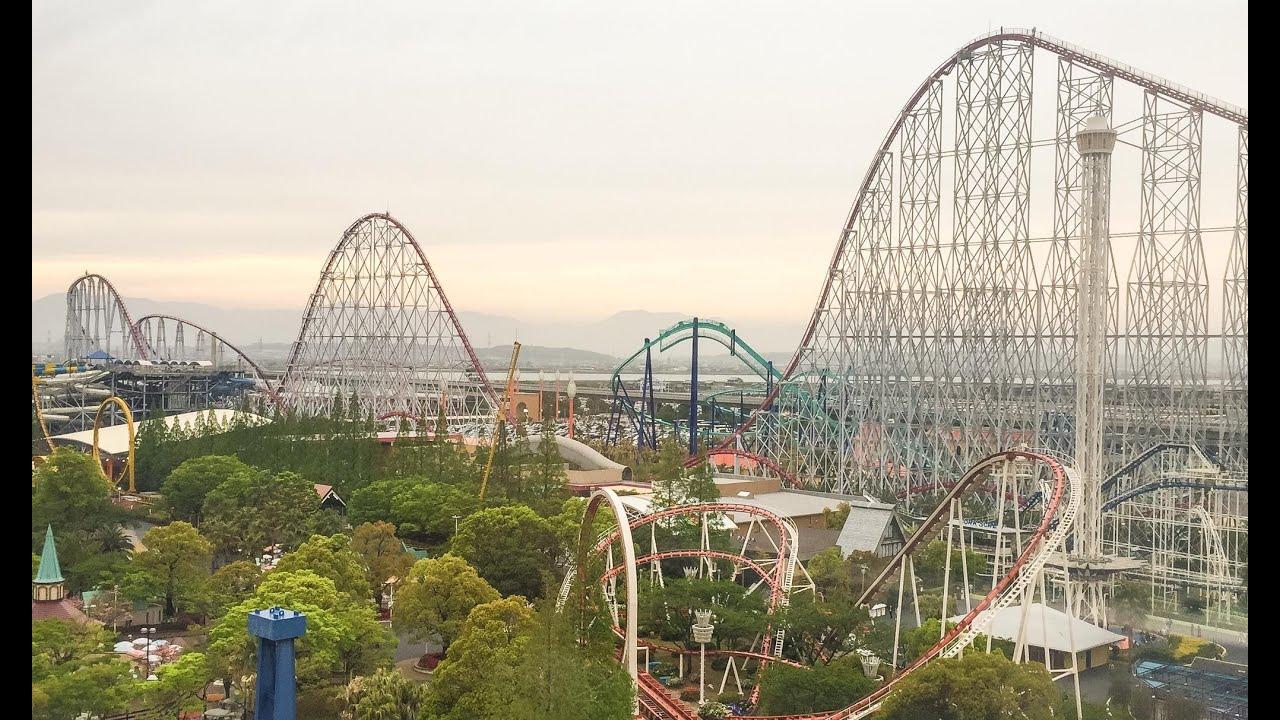 Resultado de imagem para parque nagashima spaland