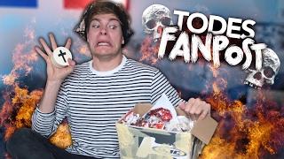 FANPOST AUSPACKEN mit TODES-VORHERSAGE | Joey