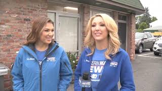 Lia Surprise Squad helps Springfield family with appliance problems