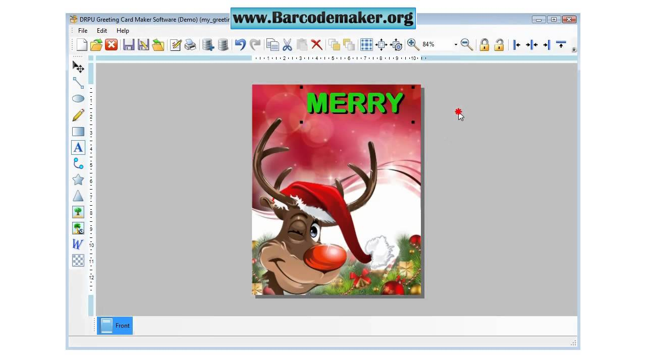 free greeting card maker software download how to make design
