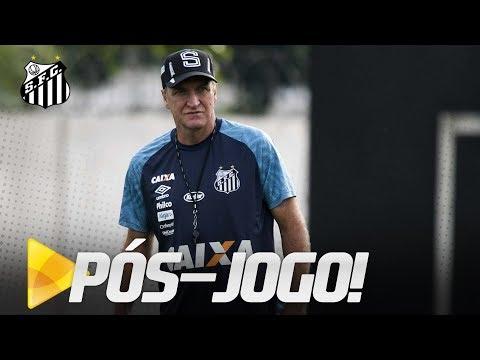 CUCA E RENATO | COLETIVA PÓS-JOGO (24/11/18)
