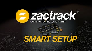 zactrack SMART - Setup