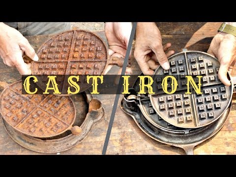 How To Restore Cast Iron Like A Pro