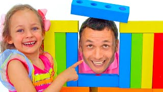 Песня про игрушечный мост (Лондонский). Песни для детей от Майи и Маши