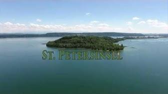 St. Petersinsel im Bielersee