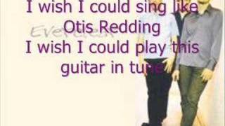 Watch Everclear Otis Redding video