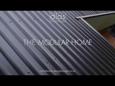 NZ Home Design - The Modular Home