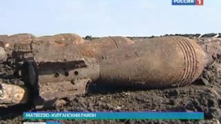 В Ростовской области нашли штаб немецкой армии