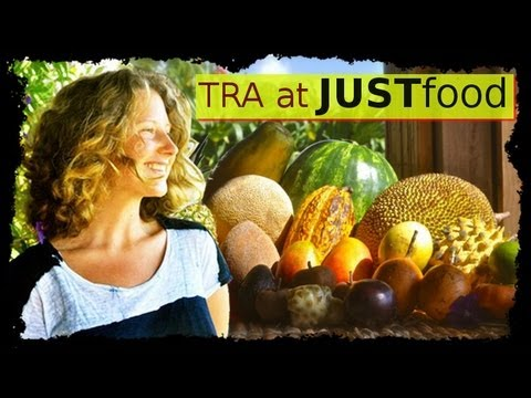TRA at JUSTfood in Chester CT, My talk and Adventures!