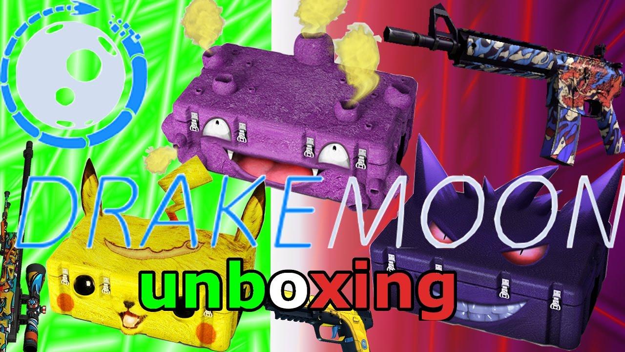 Drakemoon Case