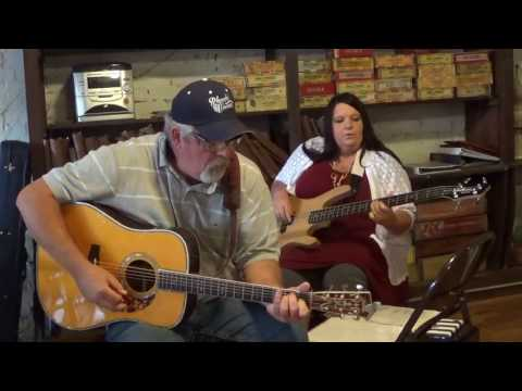 White Dove   Jimmy D  Garner and Treva Haun