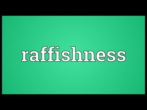 Header of raffishness