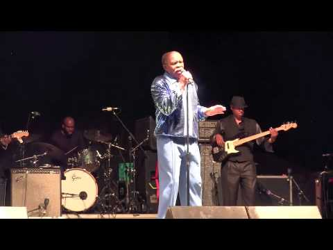 """Otis Clay: """"Trying To Live My Life Without You"""", Toronto  2014"""