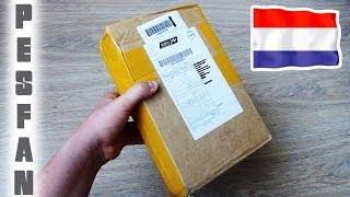 Дешевый планшет на Android 4.4 и Почта Голландии
