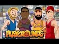 NBA Playgrounds   Mini Torneo Relampago   TumTum Vs Beaner