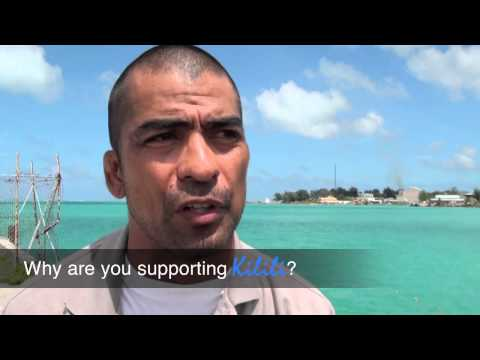 Why are you supporting Kilili?