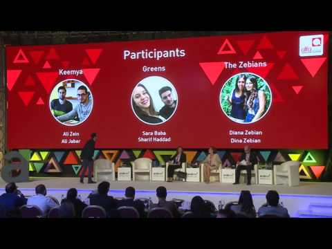 Creative Combat Competition - Arabnet Beirut 2016