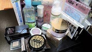 Покупки косметики (Makeup.com.ua, Parfums.ua)