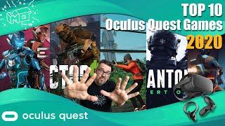 TOP 10 Oculus Quest Games 2020 / deutsch / german