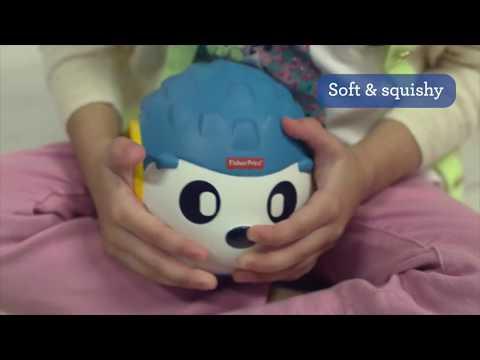 Fisher-Price Think & Learn Rhythm 'n Roll Hedgehog Toy