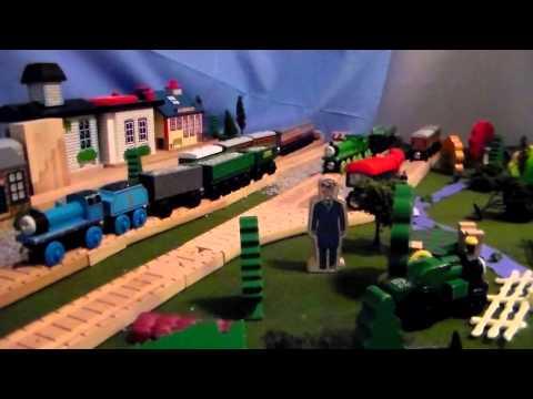 100 subs! Ftr: Ted, EP53, EdwardWoodenRailway, ThomasFan12341, TrainKingJames, and TEHGJPTDDDO!