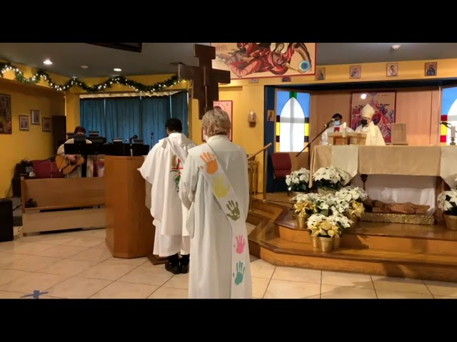 Epiphany of the Lord - Homily by Bishop Peter Hickman