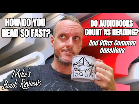 How Do You Read So Fast? …and Other Commonly Asked Questions