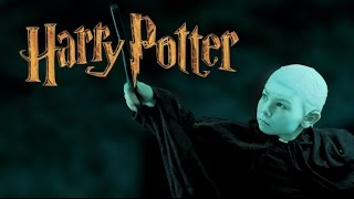 Zoubix Remake !  HARRY POTTER 7 - 1ère Partie