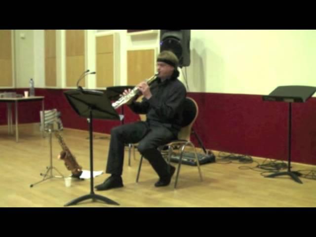 ARNO BORNKAMP - Westland Saxofoondag 21 januari 2012