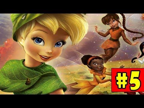 Disney Fairies: Tinker Bell's Adventure - Walkthrough - Part 5 - Tinker Bell Medicine HD |
