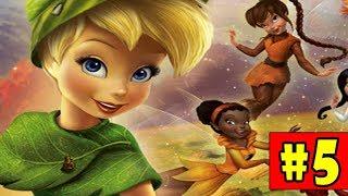 Disney Fairies: Tinker Bell's Adventure - Walkthrough - Part 5 - Tinker Bell Medicine HD