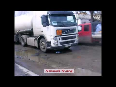 Видео 'Новости-N': Дорога через Первомайск