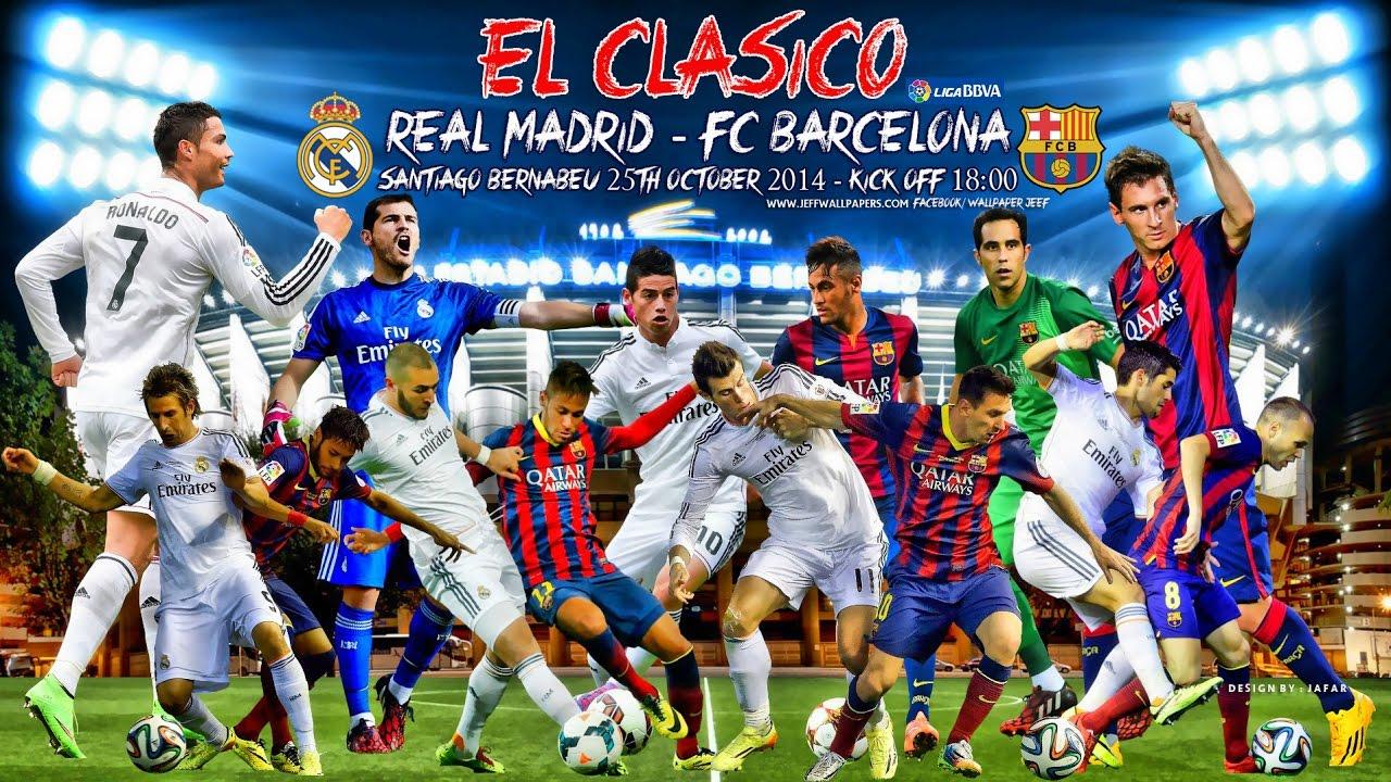 el clasico real madrid vs barcelona 23 04 2017 el klasikorealmadrid barselona 3 2