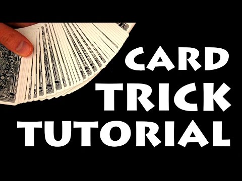 Great Card Trick With