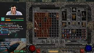 [Highlights] D2 - Gamble Only Barbarian Any% Speedrun!